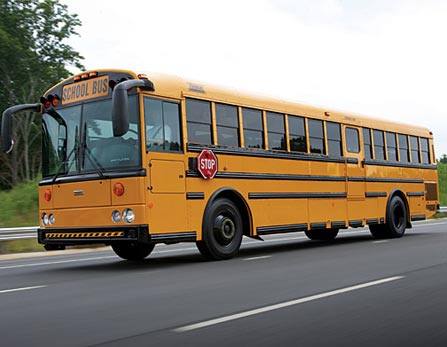 Tulsa School Bus Rental